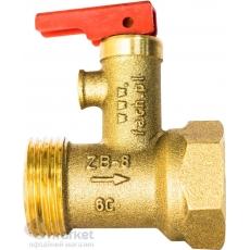 Клапан запобіжний MS 0034 Atl (3/4 з трігером)