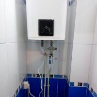 Пример монтажа Atlantic Steatite Cube Slim VM 30 S3 C 1500W 2