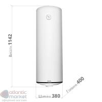 Thermor Steatite Slim VM 80 N3CM(E)