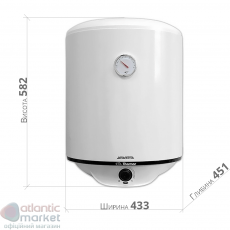 Бойлер Thermor Steatite Elite VM 050 D400-2-BC