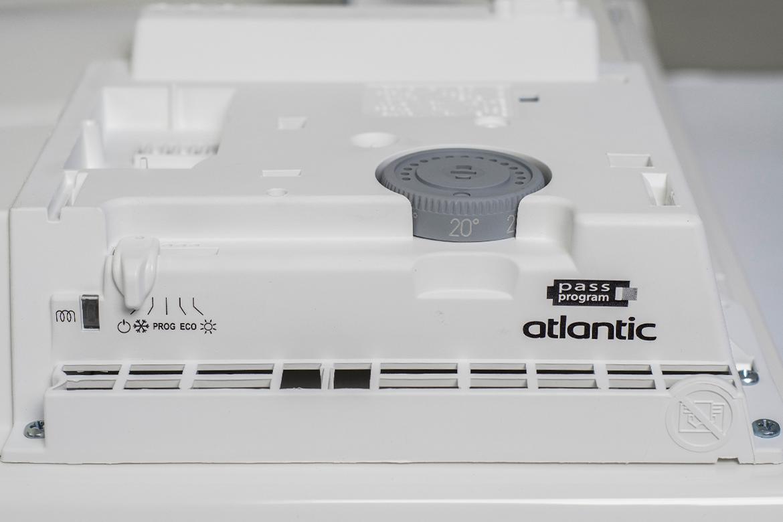 Atlantic F119 CMG TLC/M2 500W панель управления
