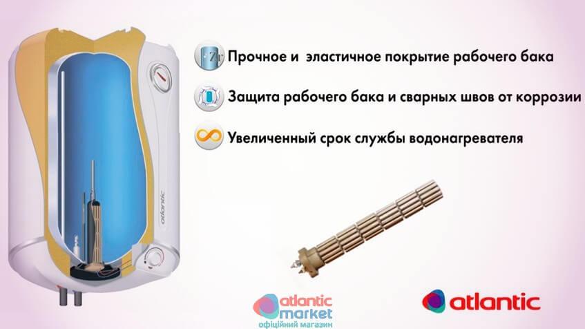 водонагреватели накопительные электрические